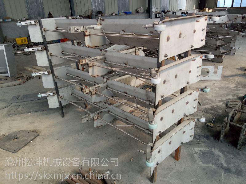 一拖二畜牧刮粪机刮粪板 不锈钢材质终身不生锈使用寿命30年故障率为零