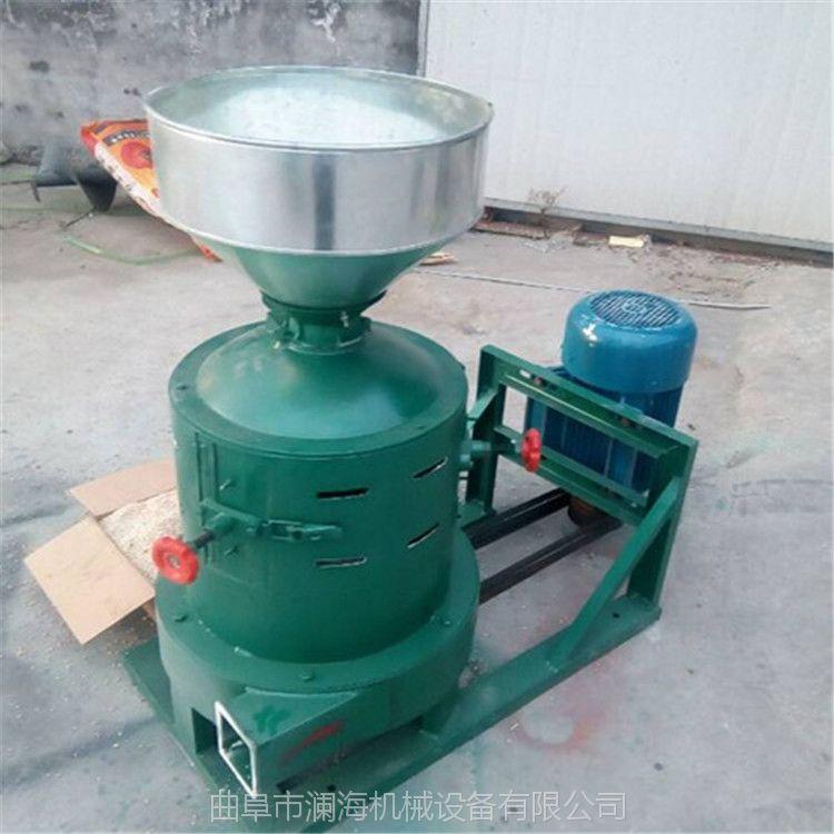 生产脱皮碾米机 水稻谷壳分离碾米设备