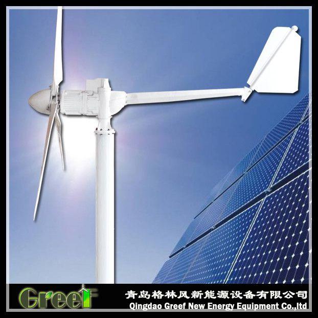 适合做小�9lzgh��9f�x�_热销gh-5kw-f风力发电机,家用小型5kw风光互补供电系统