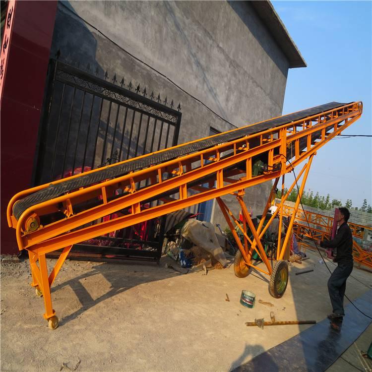 根据客户要求定做传送机 坚固耐用输送线 质量好的带式输送机