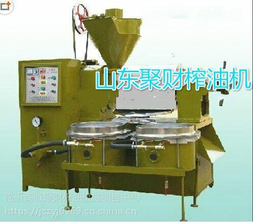 辽宁盖州市螺旋型大豆榨油机一台多少钱,全自动螺旋榨油机厂家