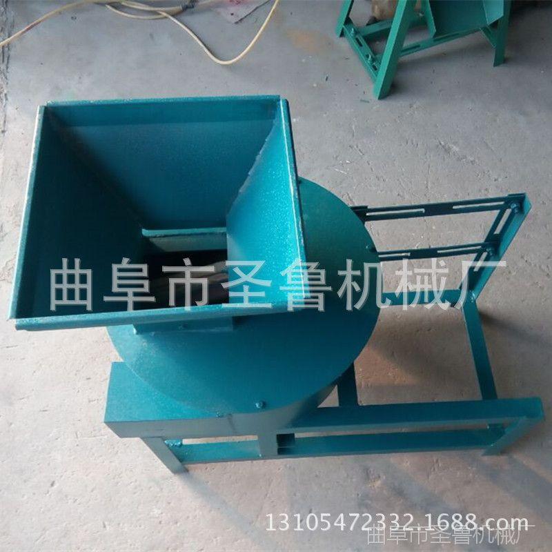 湖南青饲料打浆机 小型养殖草浆机 单相电养殖机械