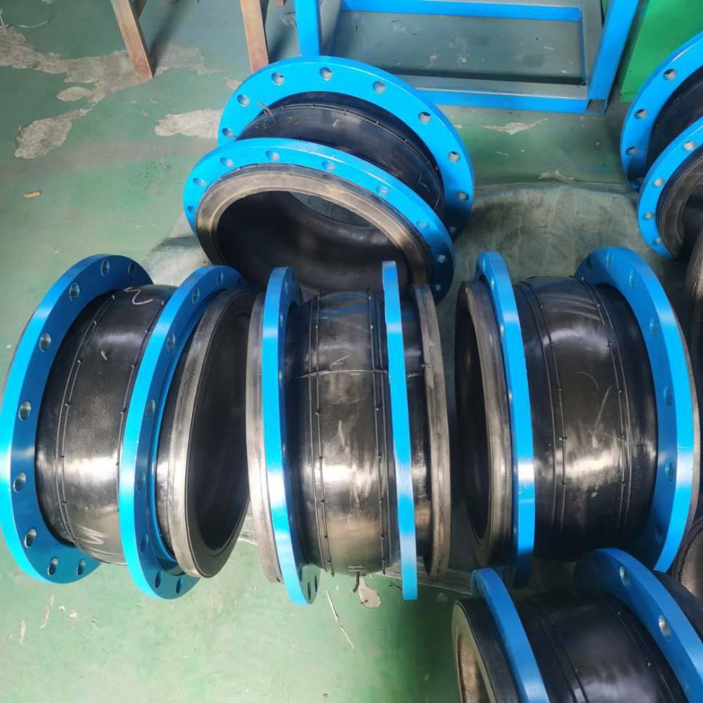 供应石嘴山DN1000 10KG脱硫管道伸缩节 耐磨可曲挠橡胶接头应有尽有