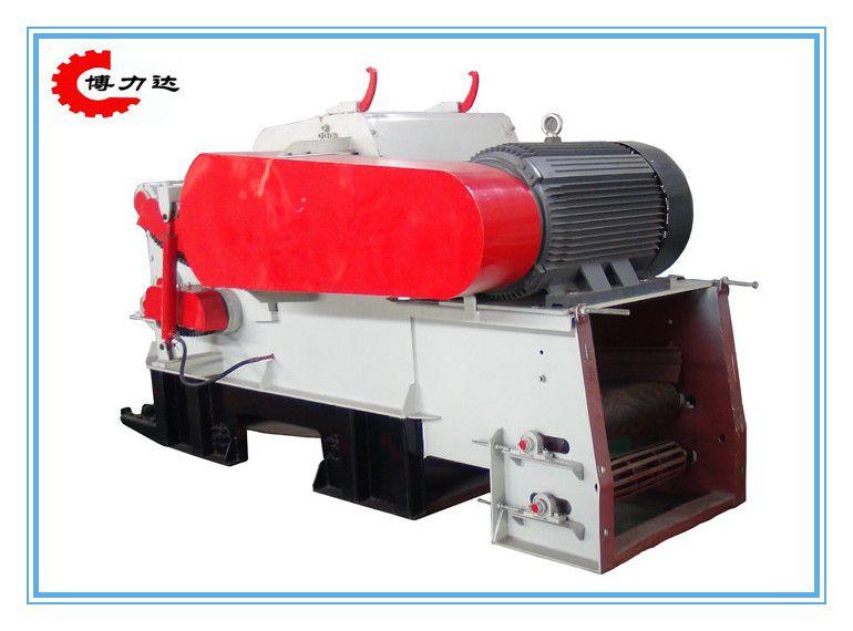优质供应大型木材削片机原木树枝打片机216鼓式木片机木材切片机 博力达机械