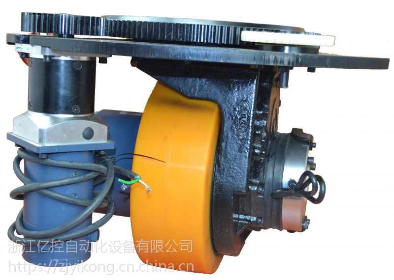 浙江亿控驱动轮TEC舵轮 重载TEC国产AGV小车 TEC专用舵轮