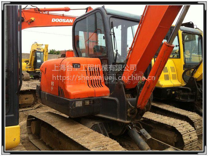 低价销售斗山DX60二手挖掘机