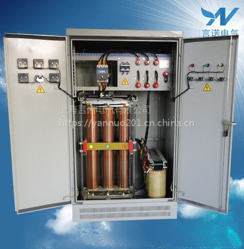 200kw三相补偿稳压器、设备电压不稳用上海言诺
