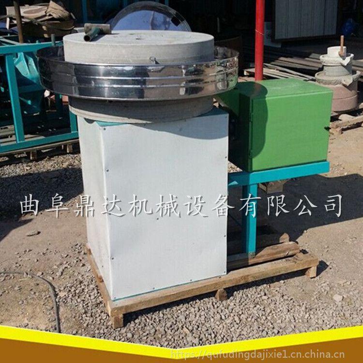 商用五谷杂粮石磨机 优质款低五谷杂粮面粉电动石磨