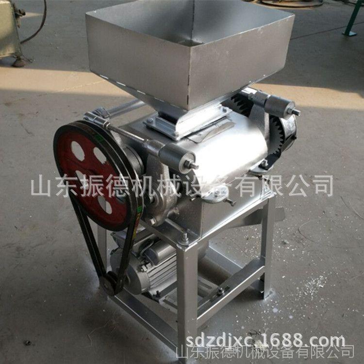 破碎花生米机器 花生破瓣机生产厂家 花生高粱碎瓣机 直销价格