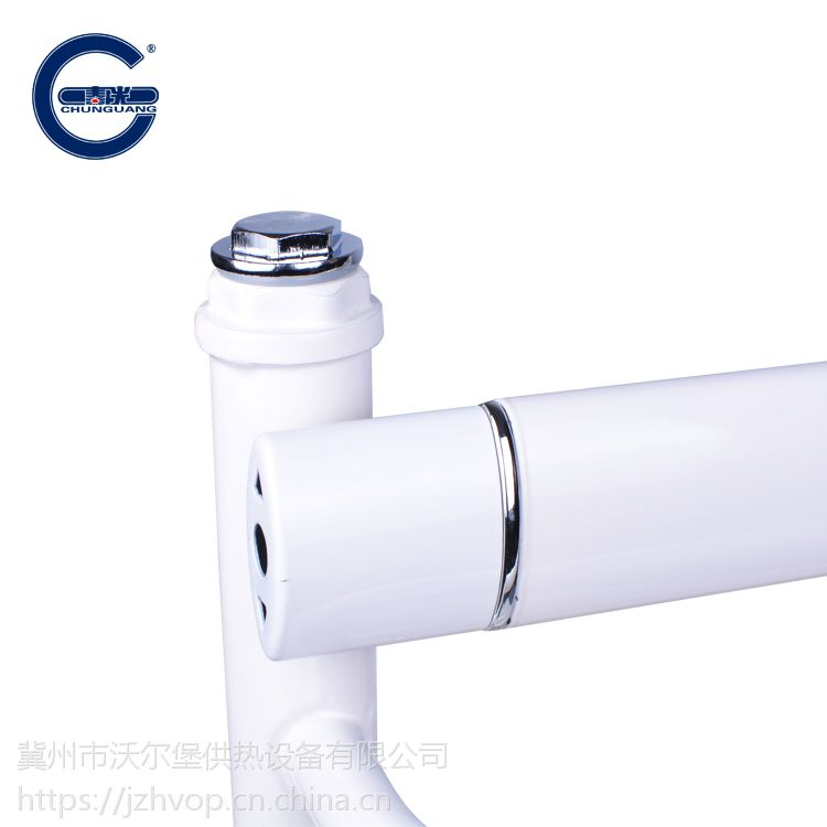 钢铝卫浴散热器 衡水暖气片直销 春光暖气片6+4