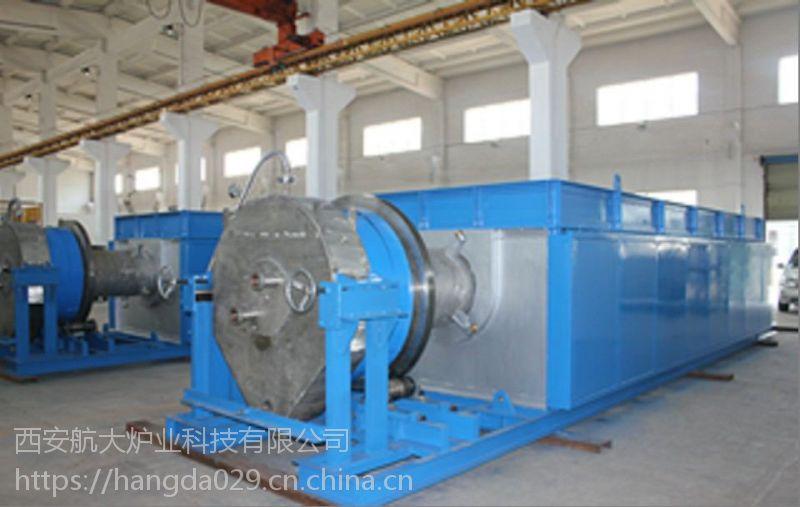 供应航大科技平四管烧结还原炉(HD-SGL2001)