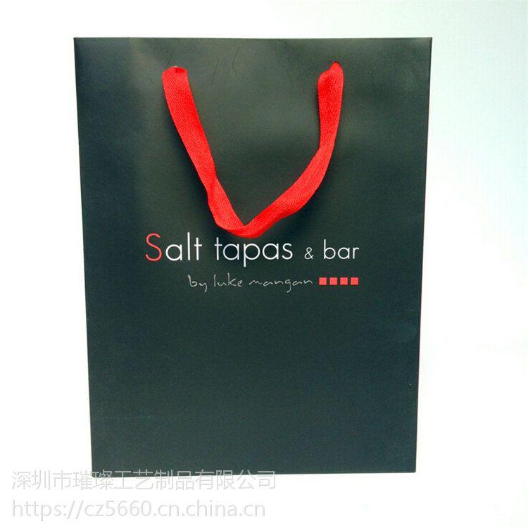 广告纸袋生产厂家 直销 手提纸袋 环保 循环使用优势价格