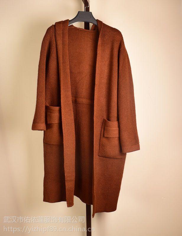 木樨园服装批发市场品牌折扣女装哪里批发服装一手货源凡衣莲大衣欧美