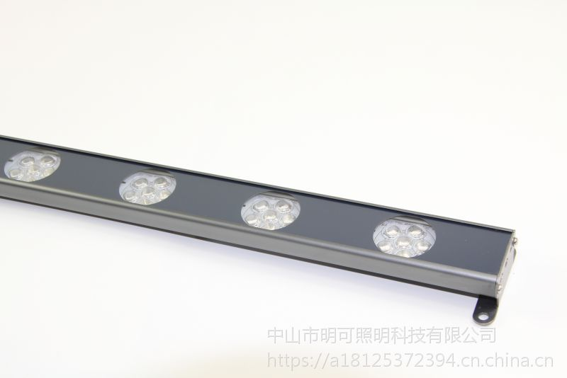 结构防水新款低压LED像素灯条生产厂家明可诺因为专业.所以专注