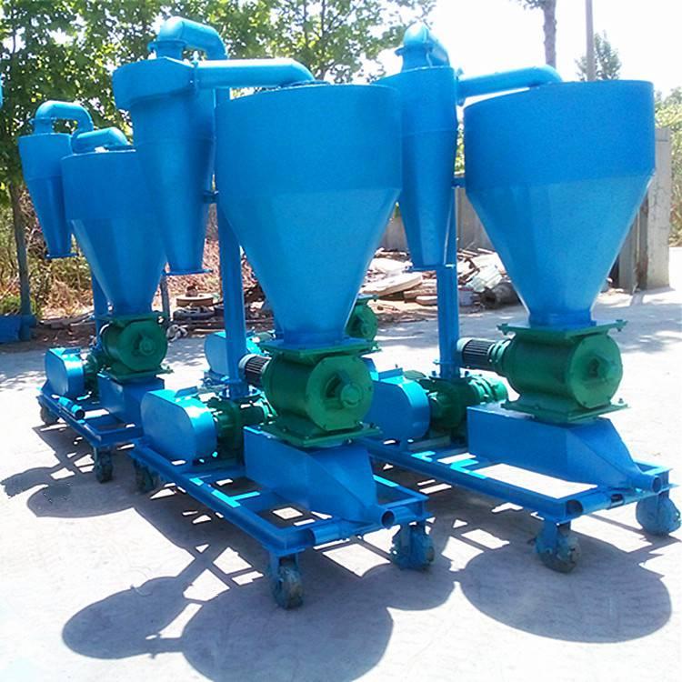 [都用]粮食装车气力吸粮机 水泥粉气力输送机 风送式粉煤灰吸粮机