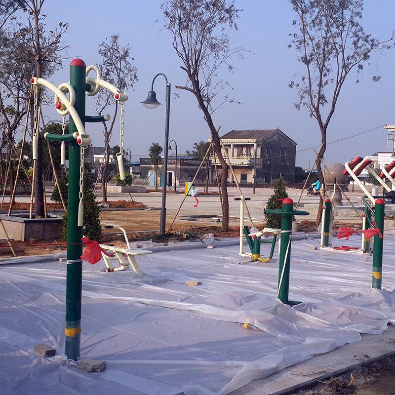 广东省健身工具配件 订购儿童健身器材厂商 114管材单杠多少钱