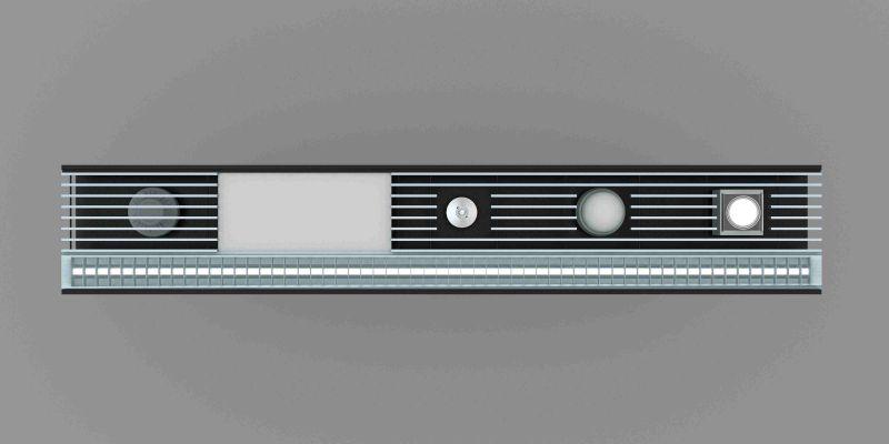 济南集成带设备 设计专家制作吊顶产品 型号全 质量高 选择性多