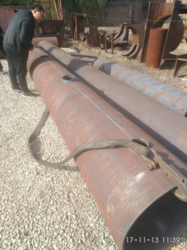 大口径天然气拔制汇气管耐高压100%探伤检测
