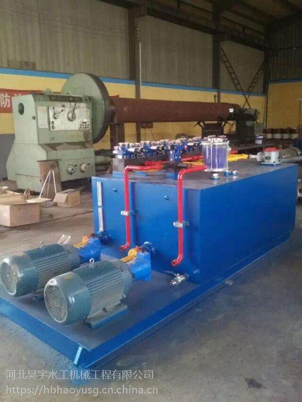 河北省昊宇水工QHLY-200KN液压式启闭机水利工程欢迎采购
