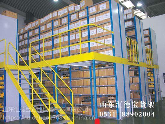 阁楼货架高度如何设置才合理