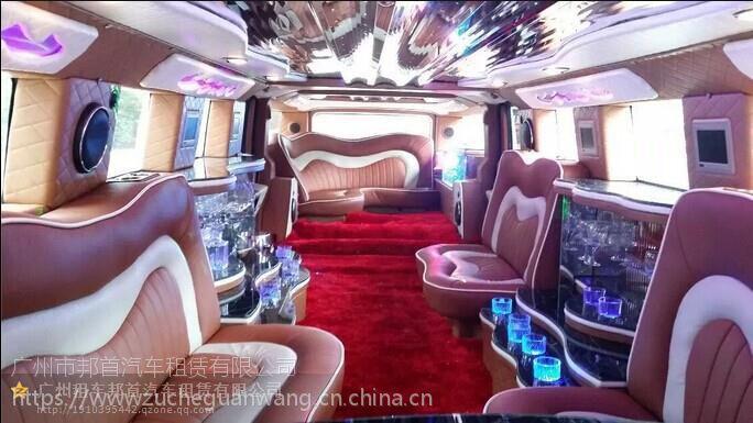 广州婚庆租车租加长悍马婚车在增城结婚多少钱一天|海珠区出租法拉利奥迪婚车