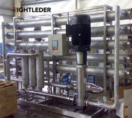 卤水回收膜分离设备 过滤纯化膜分离系统 浓缩脱盐