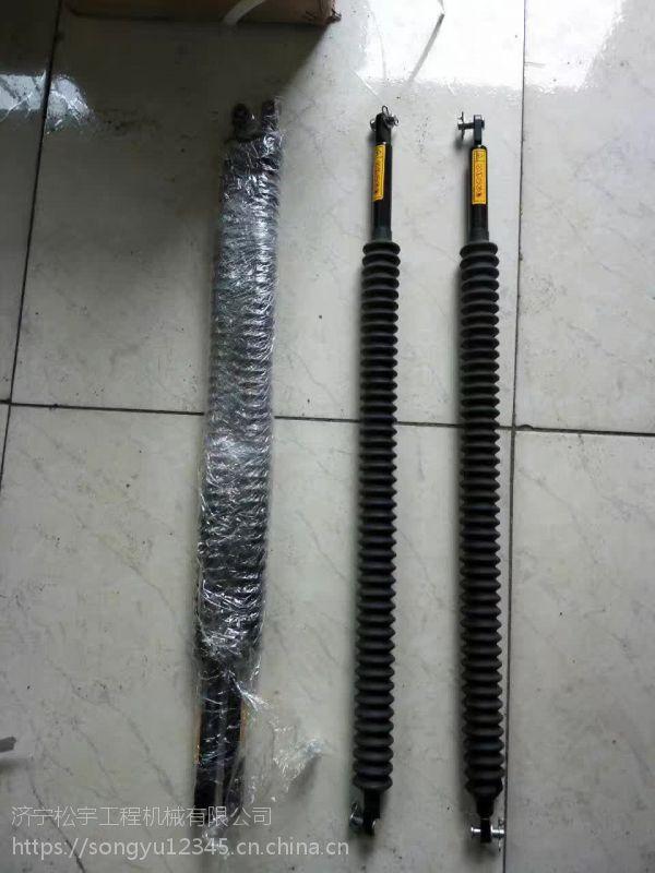 供应小松原厂气弹簧 小松挖掘机配件厂家 济宁松宇现货供应