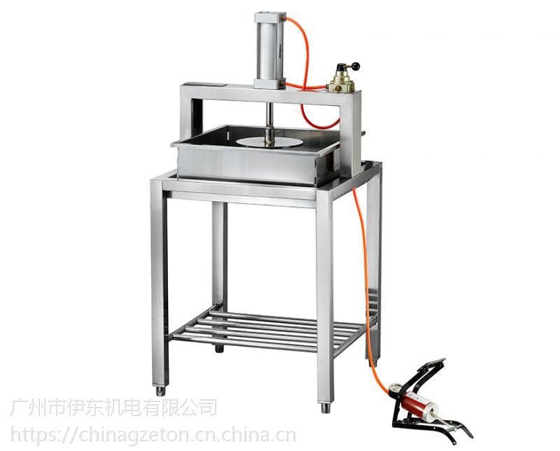 豆花伊东df02商用厂家机不锈钢气压豆腐机压榨成型机自动水机滤睡衣豆腐网店加盟图片