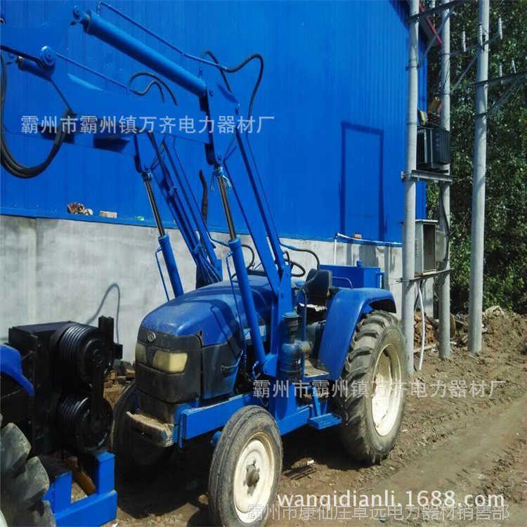 牵引挖坑机一体机植树挖坑机 三合土钻坑机