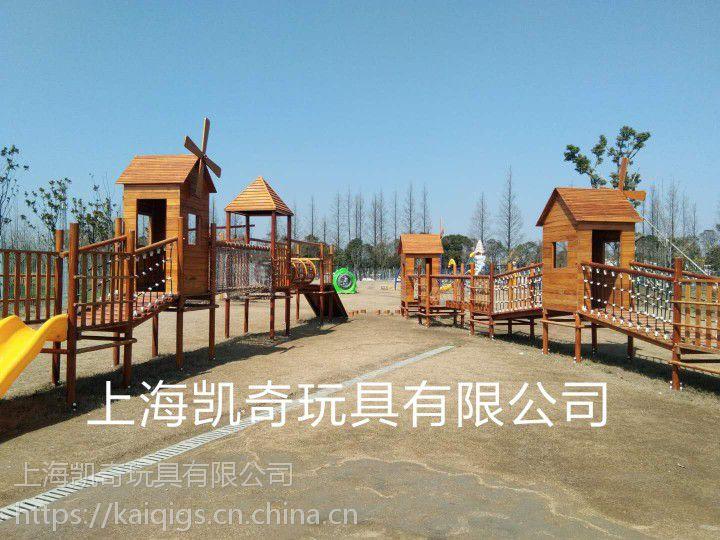上海凯奇玩具长兴岛项目圆满结束,游艺设施安装完成,老板亲自验收
