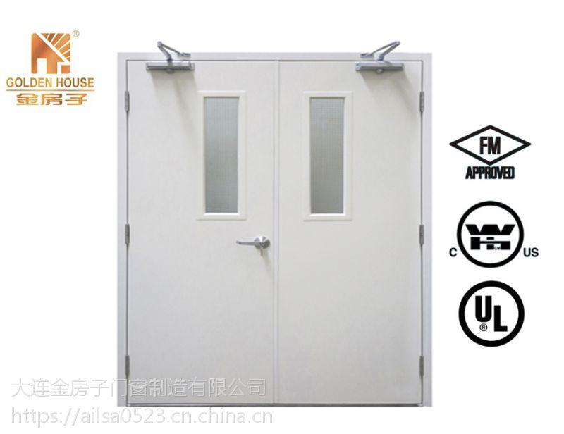 Qatar market hospital fire door