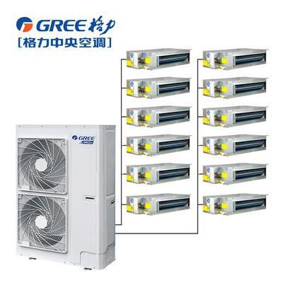 北京格力中央空调家用别墅户式家装多联机风管机销售安装