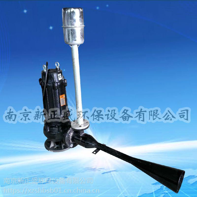 中国换吧污水处理潜水搅拌机厂家直销