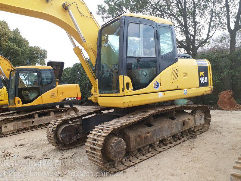 出售的优质二手小松200挖掘机