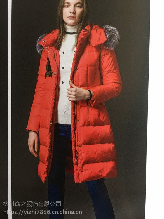 多福服装批发市场品牌折扣女装杭州品牌折扣店加盟女装GCCG冬装