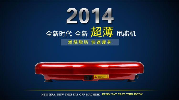 2014厂家代发甩脂抖抖机有氧运动瘦腰饮食瘦腿直销一件瘦身超薄v厂家哺乳期图片