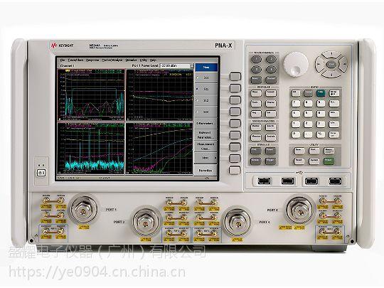 租售、回收安捷伦/是德 N5249A PNA-X微波网络分析仪10M-8.5GHz