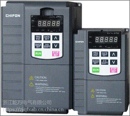西安变频器,浙江乾方变频器,CHIFON,变频器维修