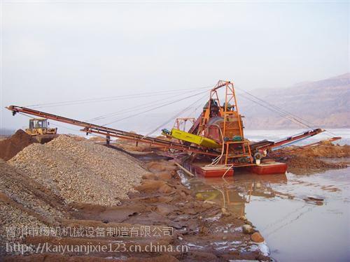 两传送挖沙船、挖沙船、扬帆机械(在线咨询)