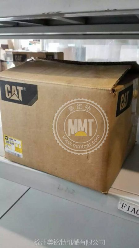 CAT卡特配件C7 325 329机油泵 促动泵319-0677发动机挖掘机