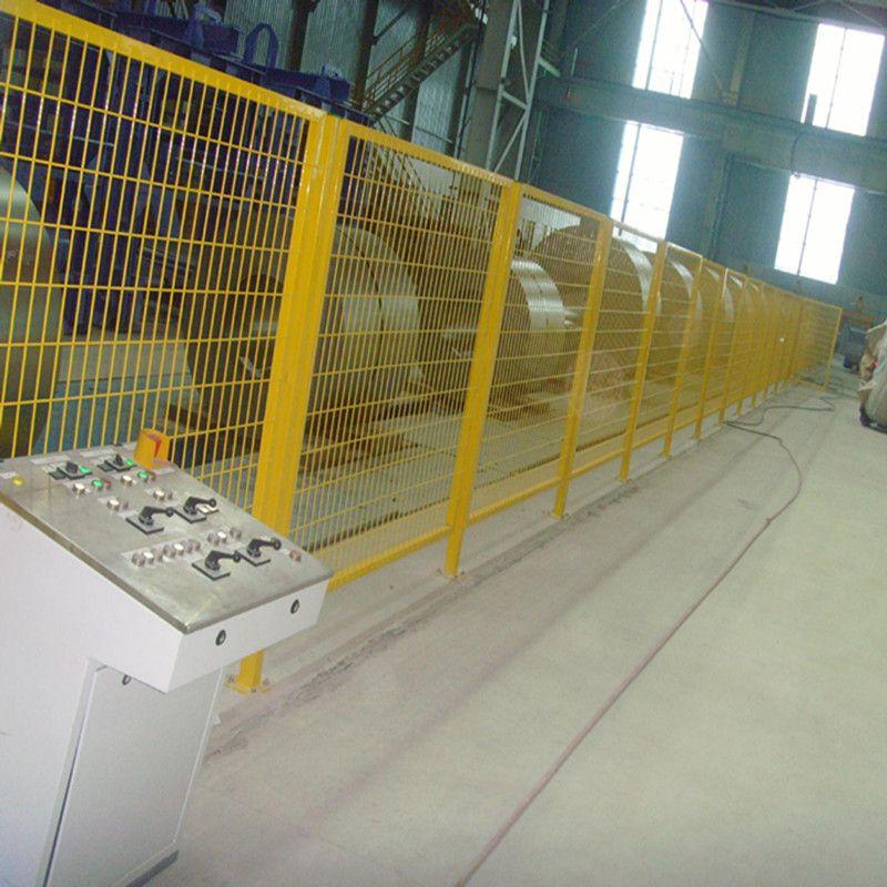 广州仓库车间隔离网@厂家供应车间围栏网 铁丝网围栏