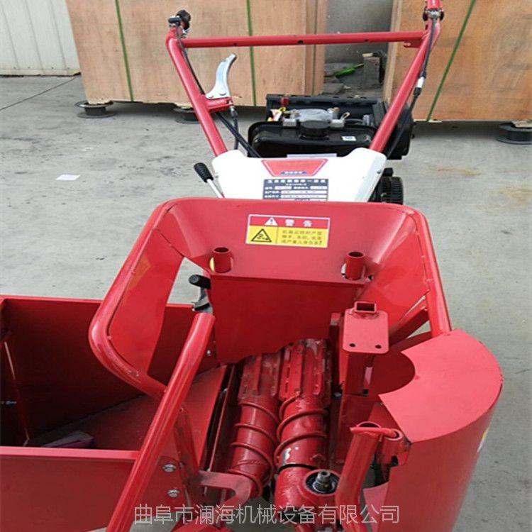 手扶玉米收获机 小型单行玉米处理设备
