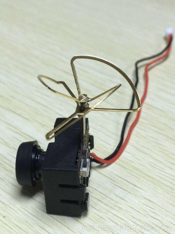 5.8Ghz 40频道无线航拍摄像头 FPV穿越机摄像机