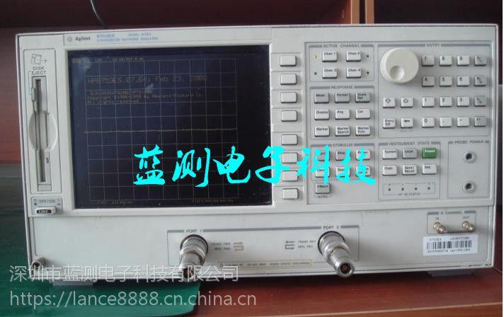 收/售二手原装美国Agilent8712B/HP8712B 射频网络分析仪