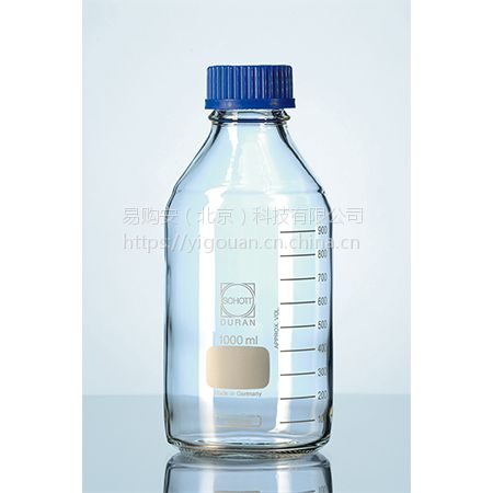 DURAN实验室玻璃瓶(别名:蓝盖瓶)