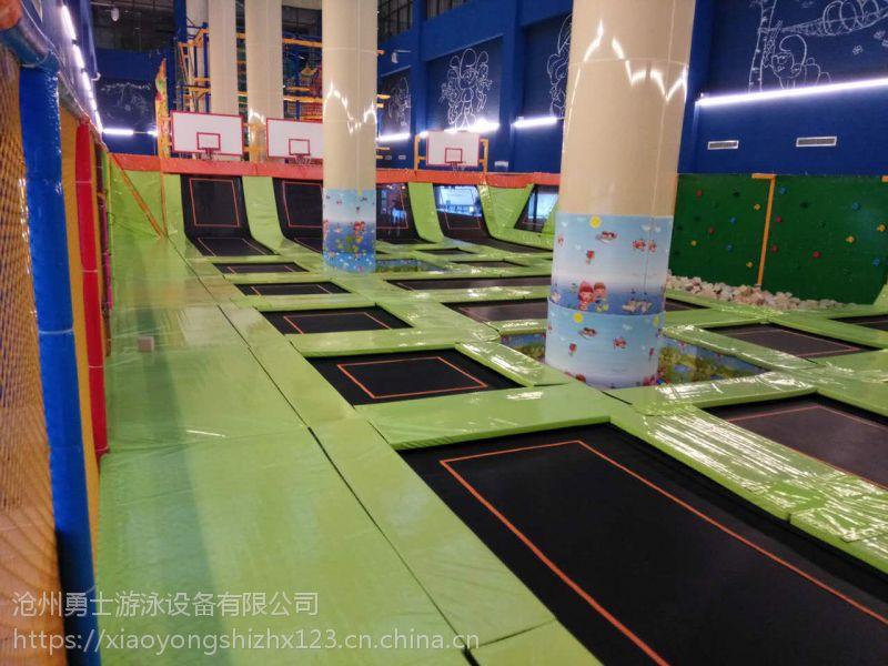大型蹦床 拓展乐园 海洋球 XYS-B08 PVC