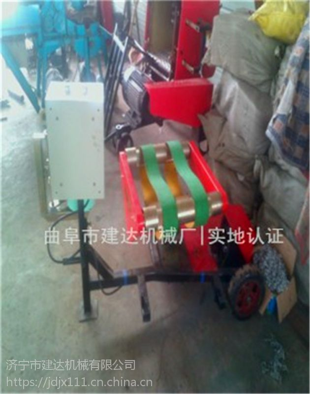 厂家批发畜牧饲料 青贮打捆机玉米秸秆保鲜 牧草发酵打捆机