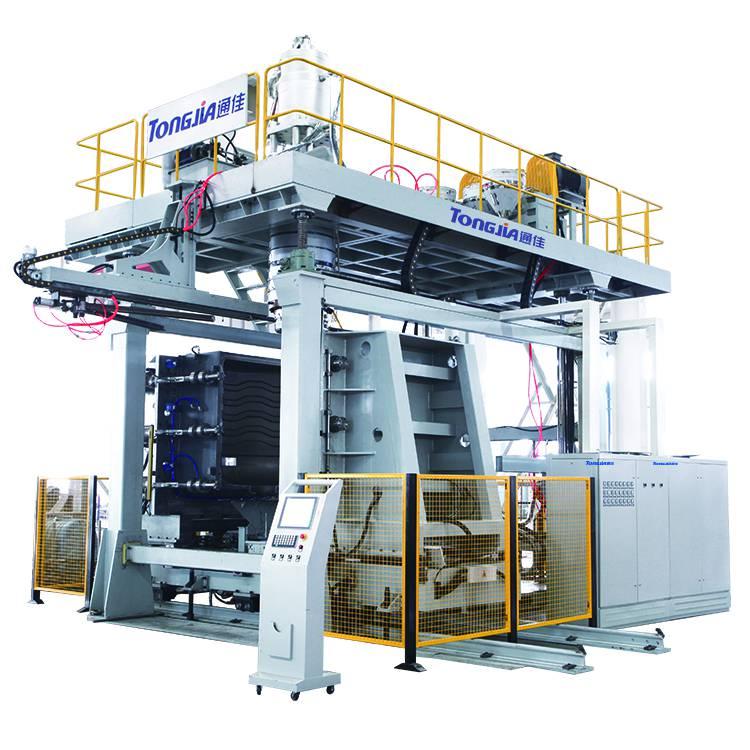 通佳塑料九脚托盘专用生产机器厂家