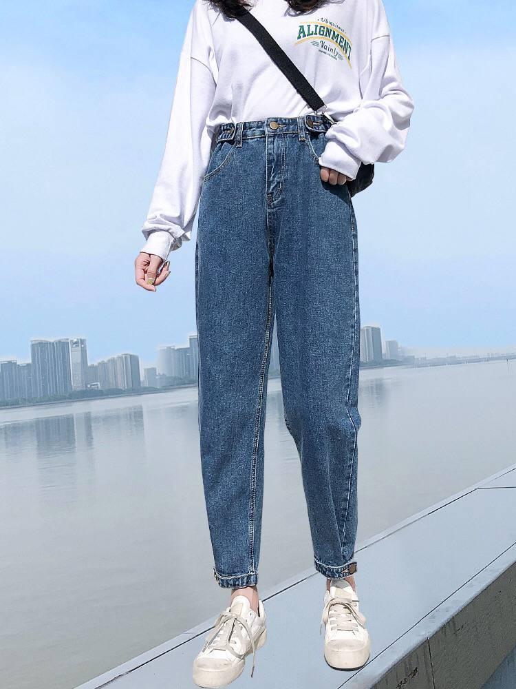 淘宝天猫尾货女式牛仔裤清仓 15元一条 质量保证 货到付款