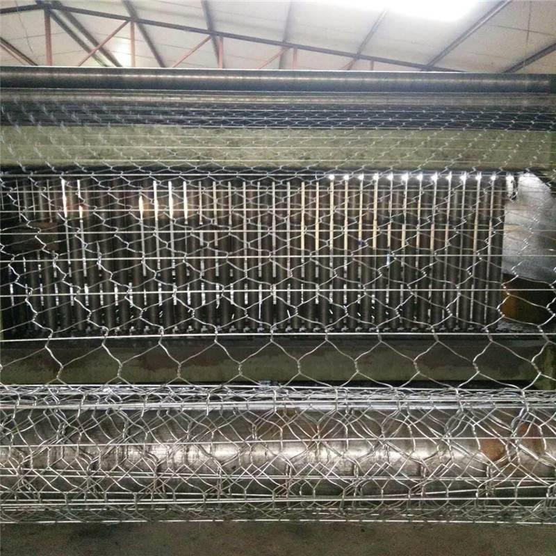 覆膜石笼网 广州石笼网 格宾网的规格